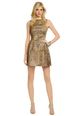 MSGM - Purfect Leopard Dress