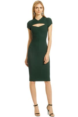 Narciso Rodriguez - Clean Cut Dress