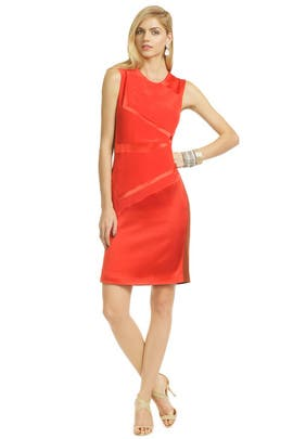 Narciso Rodriguez - Construction Zone Sheath