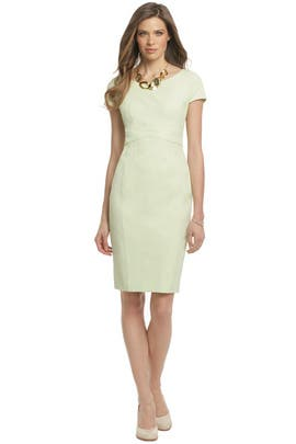 Narciso Rodriguez - Lime Sorbet Sheath
