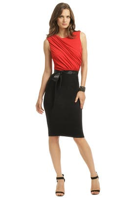 Narciso Rodriguez - Poker Face Sheath