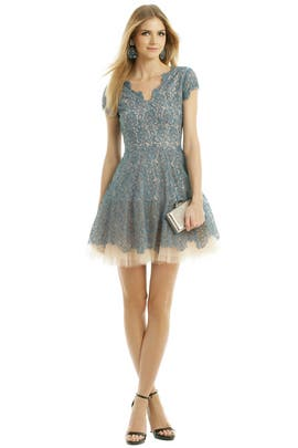 nha khanh - On Cloud Nine Dress