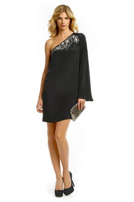 Nicole Miller - Mexicana Poncho Dress
