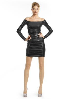 Nicole Miller - Nirvana Sequin Sheath Dress