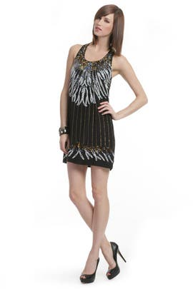 Nicole Miller - Stardust Beaded Dress