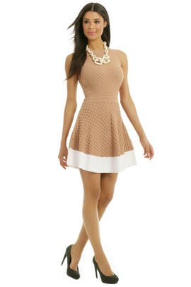 No. 21 - Pucker Knit Dress