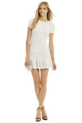 Opening Ceremony - Posey Dropped Ruffle Dress