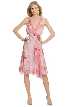 Philosophy Di Alberta Ferretti - Oopsie Daisy Dress