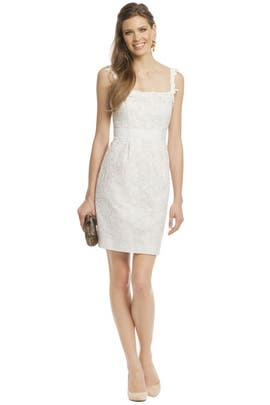 Philosophy Di Alberta Ferretti - White Willow Sheath