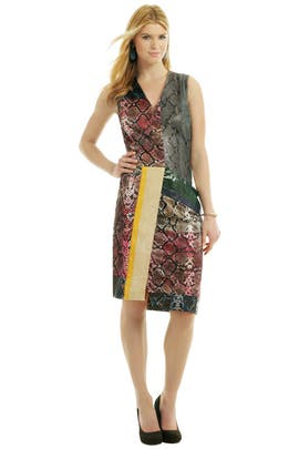 Preen - Serpent Dress
