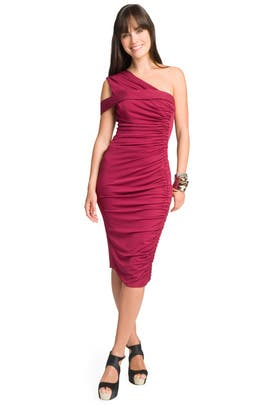 Rachel Roy - Lipstained Stretch Dress