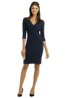 Rachel Roy - Mix Media Combo Dress