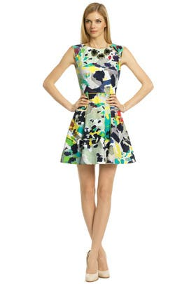 Rachel Roy - Piece It Together Dress