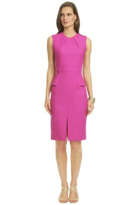 Rachel Roy - Stellar Pink Sheath