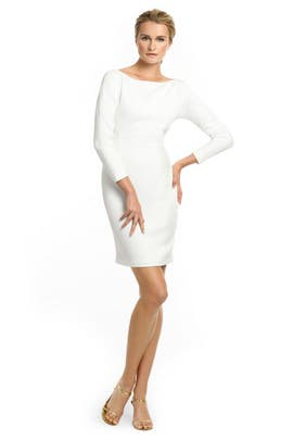 Rachel Roy - White Tex Dress