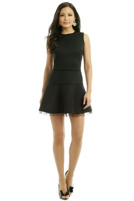 RED Valentino - Edgy Sweet Dress