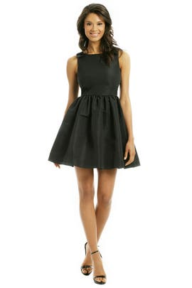 RED Valentino - Runaway Bow Tie Dress