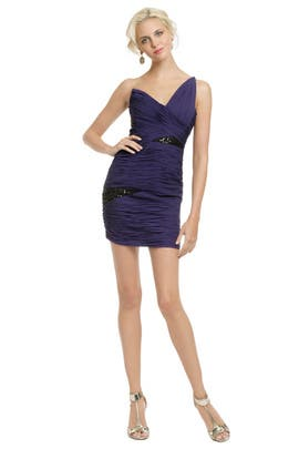 Robert Rodriguez Black Label - Purple Explosion Dress
