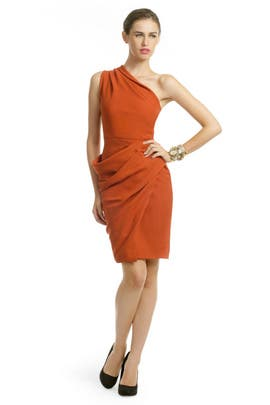 Roksanda Ilincic - Rusted Orange Dress
