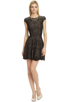 RVN - Night Racer Dress