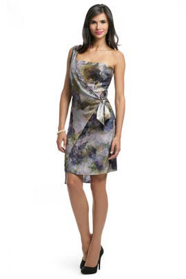 Sachin + Babi - Monet Side Tie Dress