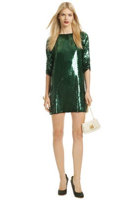 Shoshanna - Make It Rain Dress
