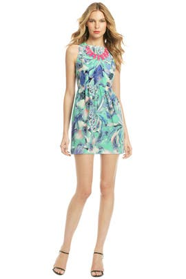 Shoshanna - Waterlily Louise Dress