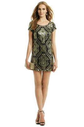 Slate & Willow - Mae Sequin Shift