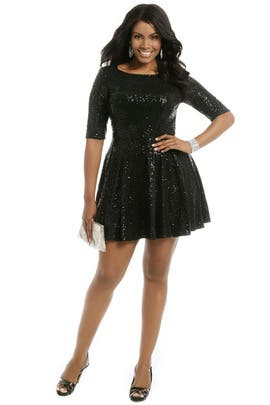 Slate & Willow - Quinn Glitter Dress