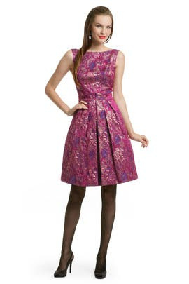 Theia - Mad For Fuschia Dress