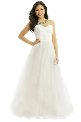 Theia - Say I Do Tulle Gown