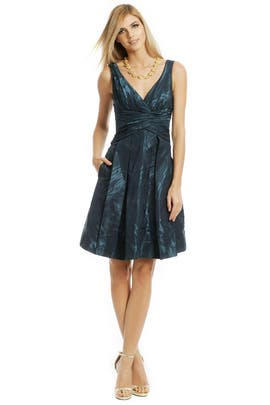 Theia - So Jaded Dress