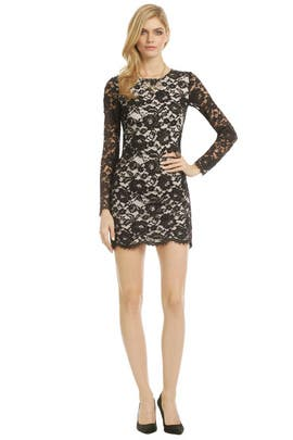 theory - Monumental Lace Sheath