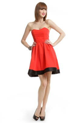 Thread Social - Poppy Sweetheart Dress