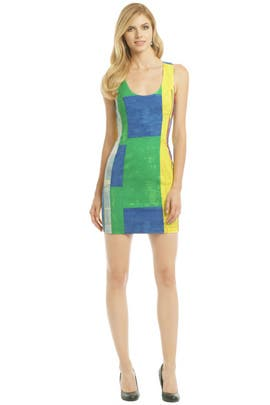 Tracy Reese - Colorbox Sheath