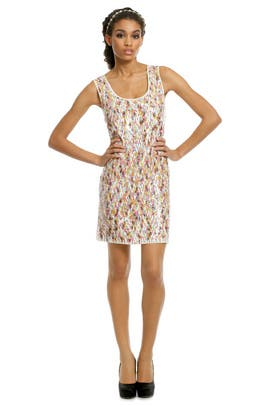 Trina Turk - Confetti Cake Cocktail Dress