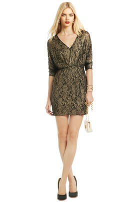 Trina Turk - Gold On The Rocks Dress