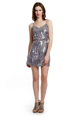 Twelfth Street by Cynthia Vincent - Metallic Rain Dress