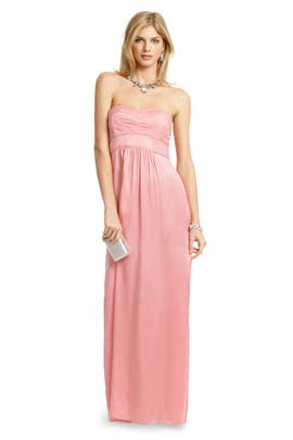 Twelfth Street by Cynthia Vincent - Pink Rose Petal Gown