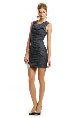 Vera Wang - Bicolor Power Sheath