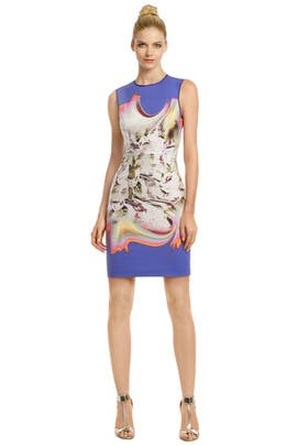 Vera Wang - Chemical Reaction Dress