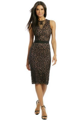 Vera Wang - Skipping Rocks Sheath