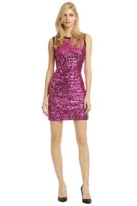 Versus by Versace - Pink Spotlight Dress