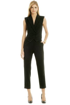 Viktor & Rolf - Top Hat Jumpsuit