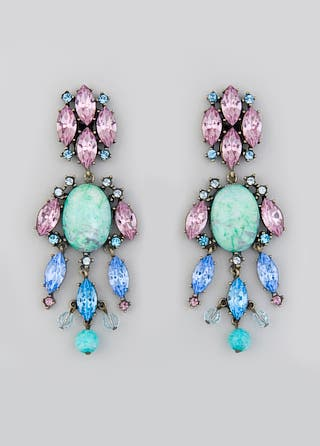 Badgley Mischka Radiant Resort Earrings