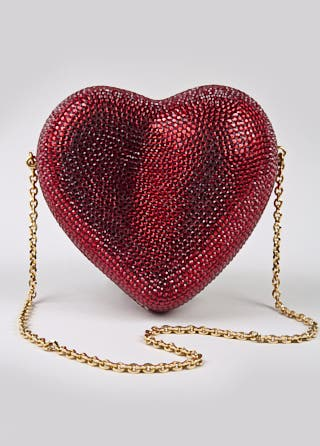 Judith Leiber I Heart NYC Bag