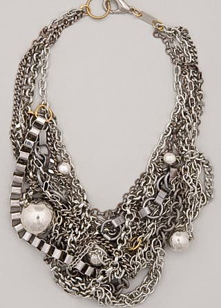 Subversive Silver Sunken Treasure Necklace