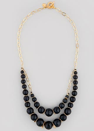 Chan Luu Coveted Onyx Necklace