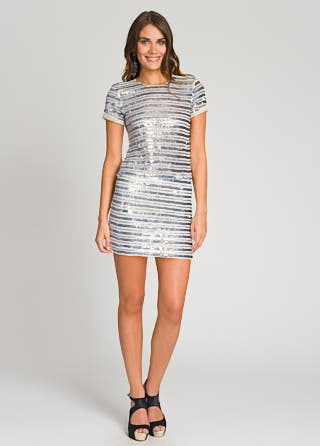 Gryphon Sequin Stripe Set