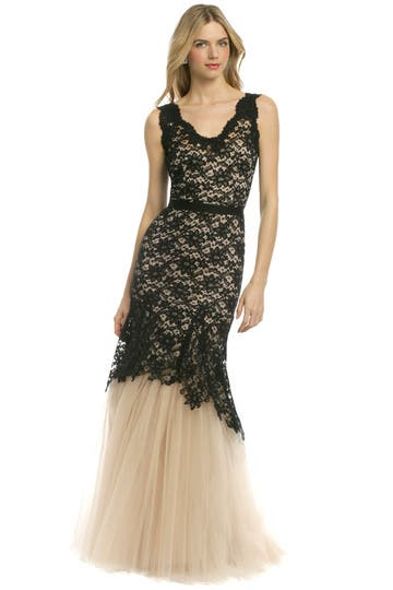 Noir Timeless Love Gown